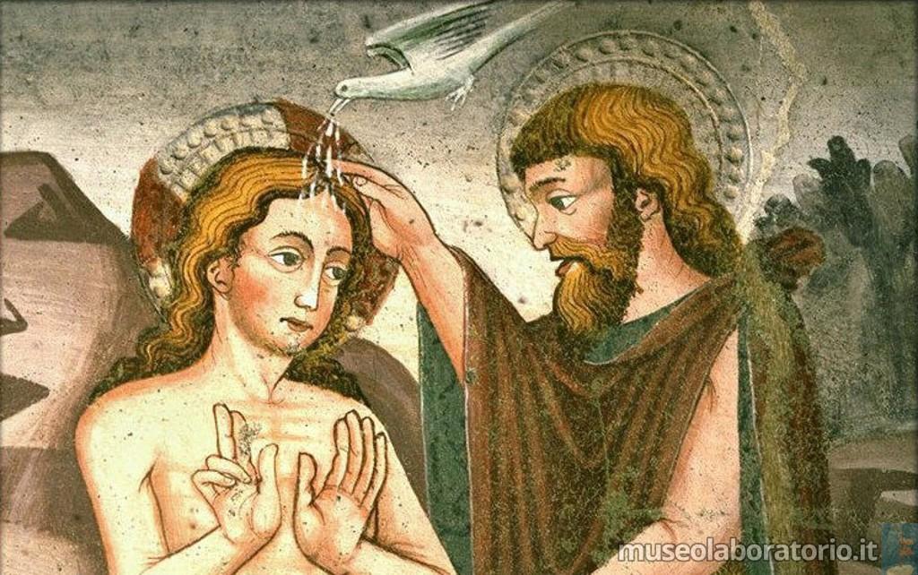 Il Battesimo, tra il sacro e il profano
